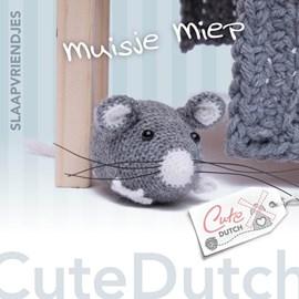 Haakpatroon muisje Miep, gemaakt van ....