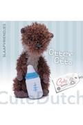 Haakpatroon otter Otto, gemaakt van ....