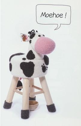 Haakpatroon krukje koe