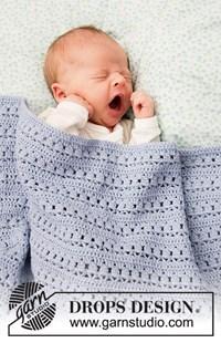 haakpatroon deken-voor-baby