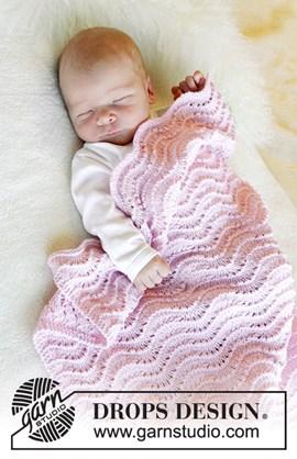 deken voor wieg en ledikant