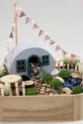 Maak je eigen minicamping met houten ....