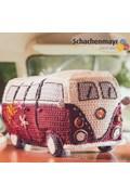 Haakpatroon hippiebusje, VWbus met love ....