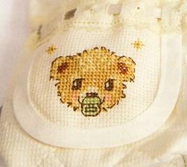 Anchor kreativ borduurpatroon beer met ....