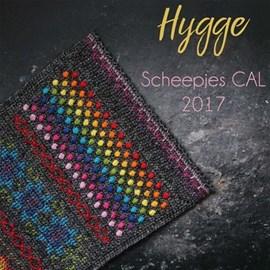 Haakpatroon Cal 2017 Hygge omslagdoek ....