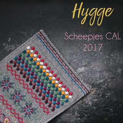 Haakpatroon Omslagdoek Hygge Jewel
