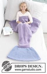 haakpatroon zeemeermin-deken