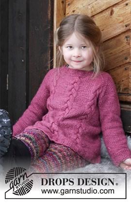 Breipatroon trui Ylva. Deze trui voor ....