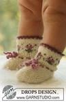 Brei- en haakpatroon Vest, mutsje en sokken van andere kant