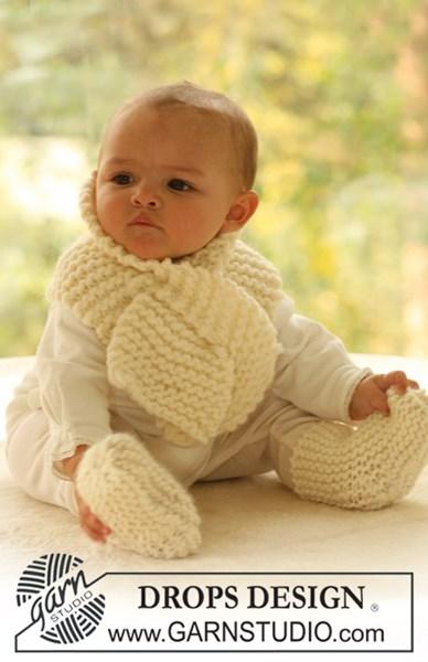 Breipatroon Sjaal en sokken