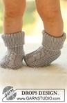 Breipatroon Spencer en sokken van andere kant