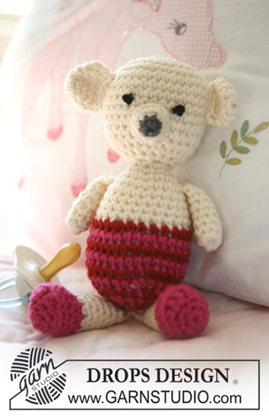 Haakpatroon Teddybeer