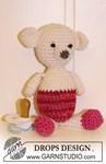 Haakpatroon Teddybeer van andere kant