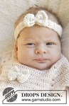 Haarband voor baby