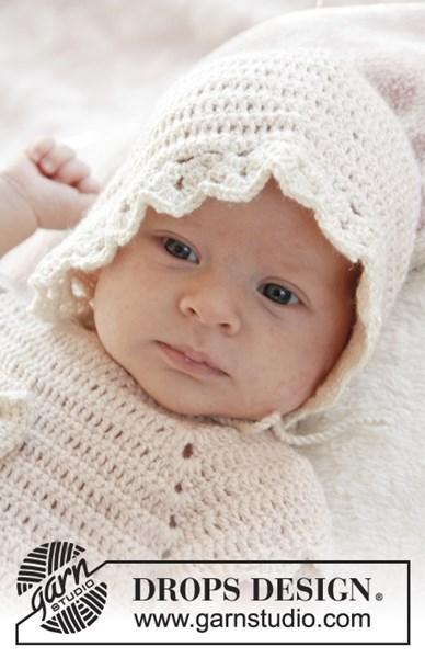 Haakpatroon Babymutsje