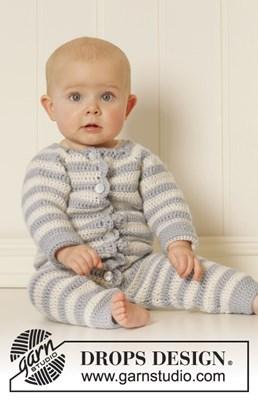 haakpatroon gehaakt-babypak