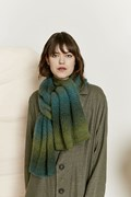 Lang Yarns breipatroon sjaal in ....