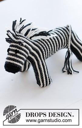 DROPS breipatroon Oreo the Zebra, ....