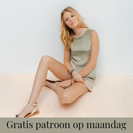Gratis patroon - Top