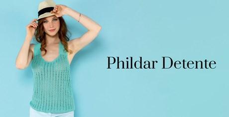 Phildar Detente - Garen uitgelicht