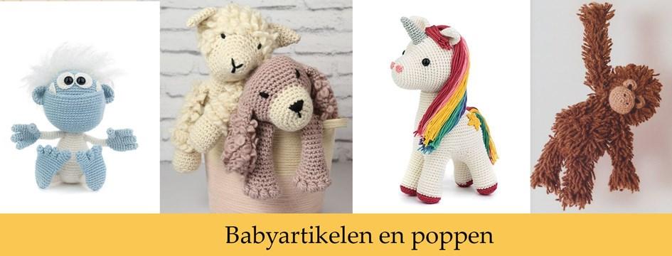 Patronen Babyartikelen en poppen