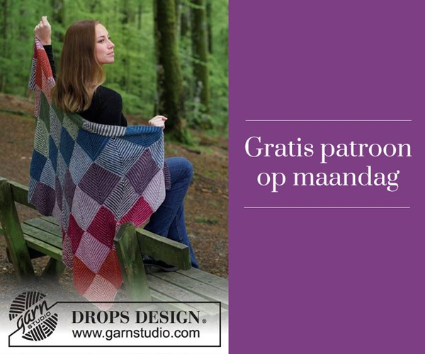 Gratis Patroon - Breipatroon deken