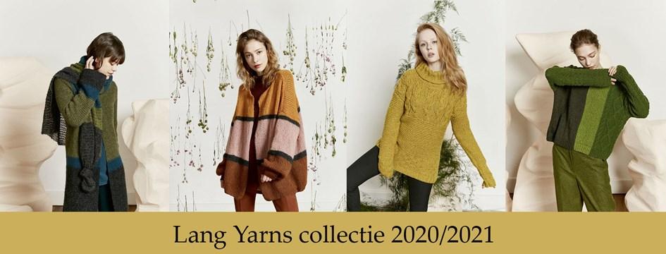Lang Yarns Herfst en wintercollectie 2017-2018