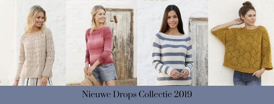 Drops Herfst en wintercollectie 2017-2018